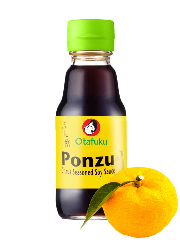 Salsa Yuzu Ponzu | 148 ml.
