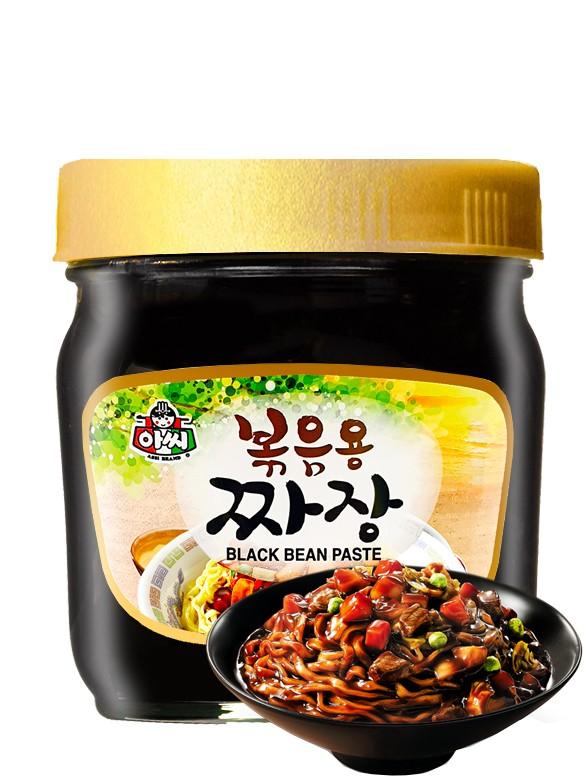 Salsa de Soja Coreana Chunjang 500 grs