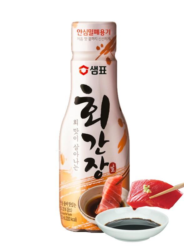 Salsa de Soja Coreana Especial Sushi 200 ml