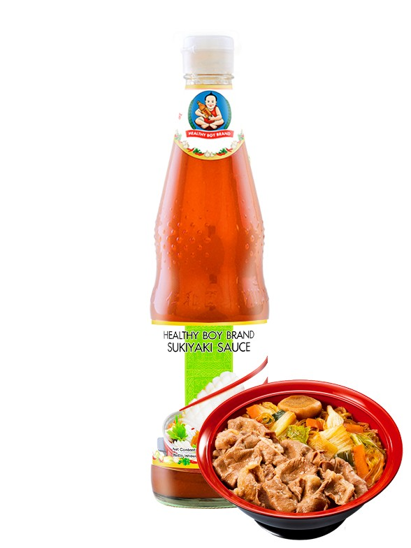 Salsa Sukiyaki Tradicional Tailandesa 300 ml