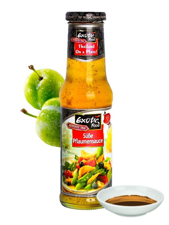 Salsa Tailandesa de Ciruelas Dulces 250 ml