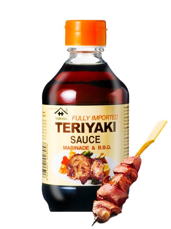 Salsa Teriyaki Yamasa | Receta Clásica
