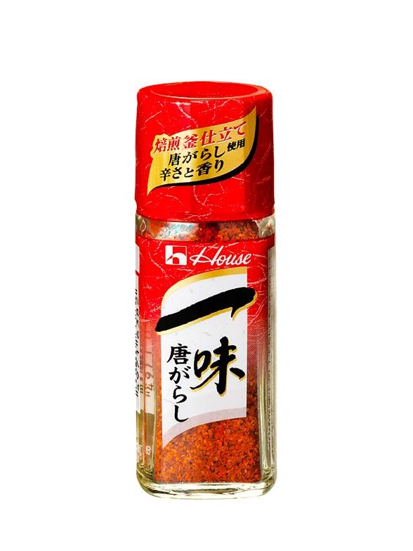 Shichimi, 7 Especias