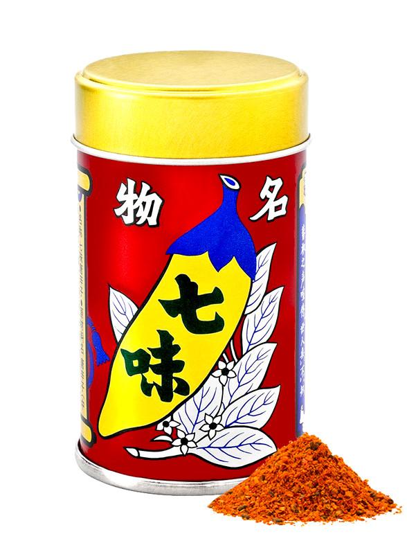 Shichimi, 7 Especias Lata 14 grs.