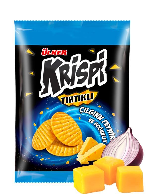 Crackers de Trigo Sabor Queso y Cebolla 48 grs