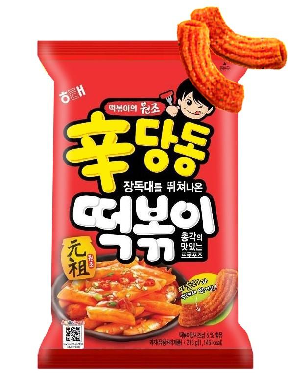 Snack Coreano Sabor Sindangdong Topokki 110 grs.