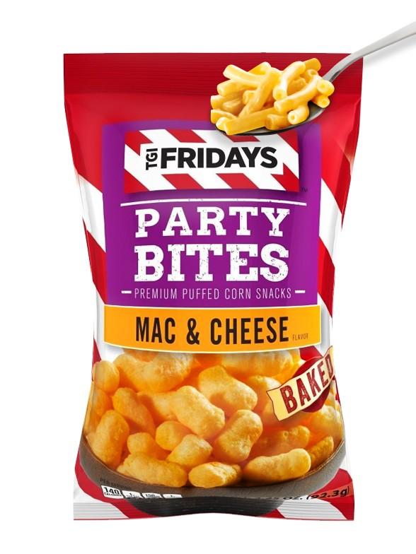 Snack TGI Fridays Mac & Cheese 92 grs.