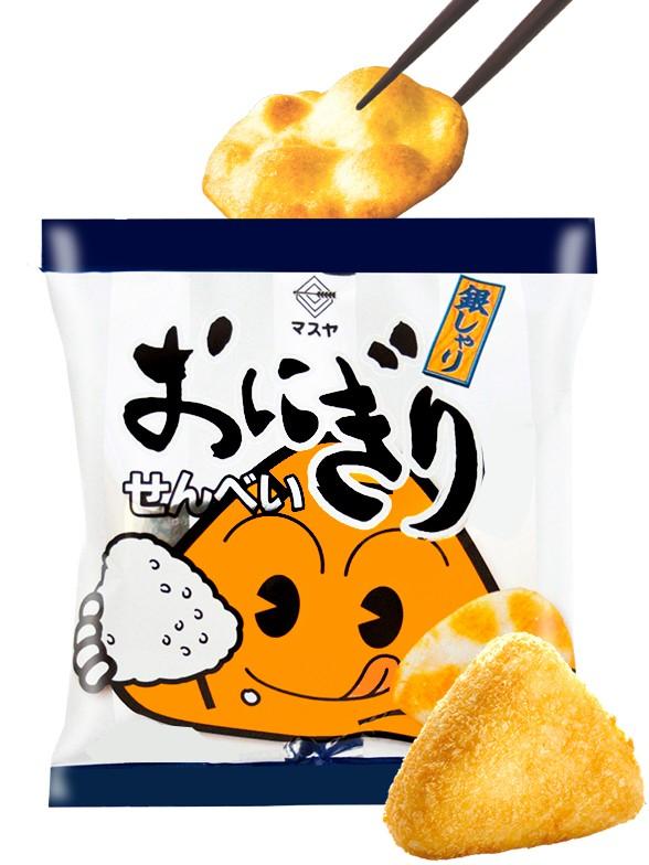 Snack Senbei de Onigiri Pocket | 23 grs.