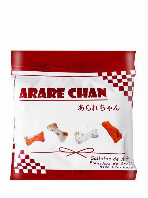 Snacks Senbei de Arroz Variadas | Snack Bag 20grs.