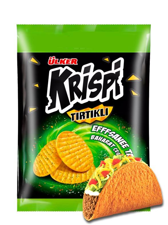 Crackers de Trigo Sabor Tacos 48 grs