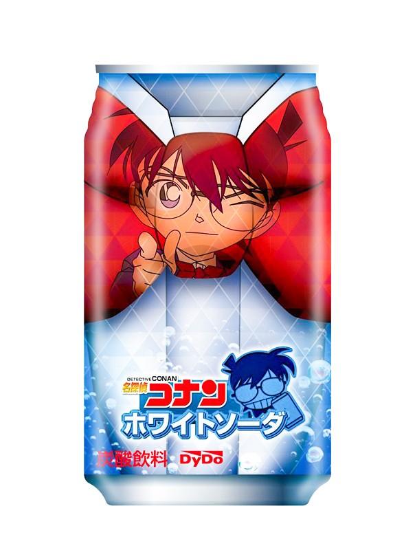 Soda estilo Calpis Detective Conan 350 ml.
