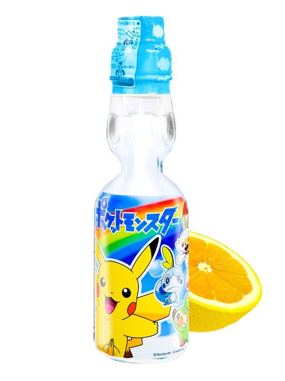 Soda Ramune Limón   Edit. Pokemon Pocket Monsters XY