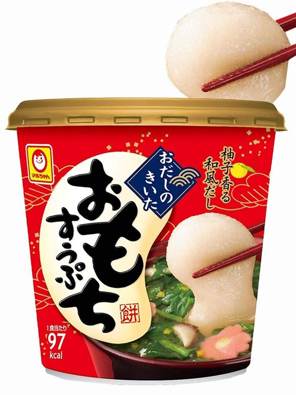 Sopa Dashi con Mochi y Naruto Sakura 38 grs. | Pedido GRATIS!