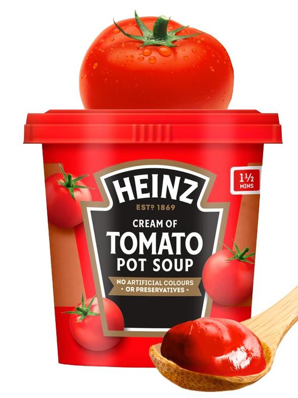 Sopa de Crema Tomate | Heinz 355 grs.