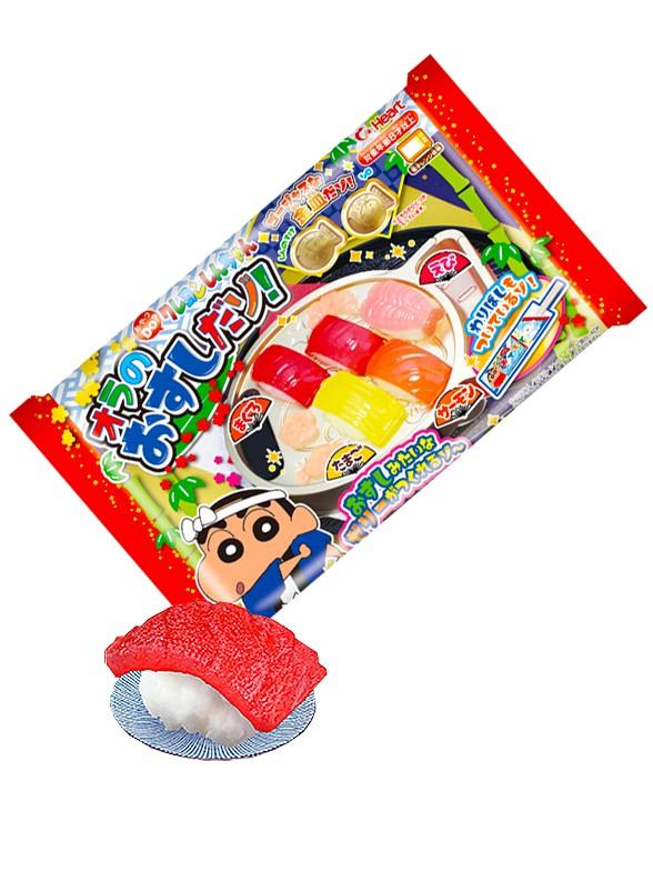 Kit Sushi de Gominolas   Shin Chan