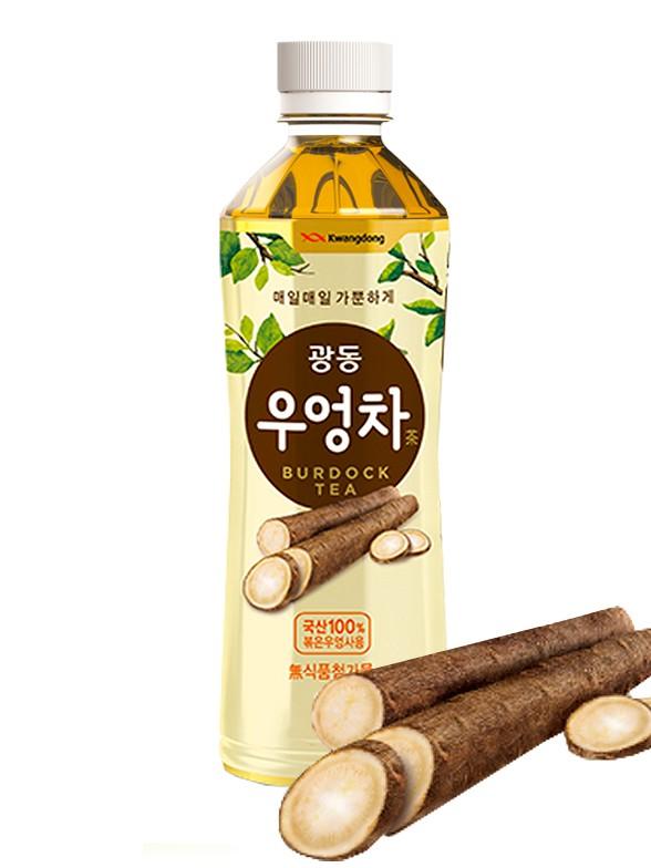 Bebida de Té Coreano de Bardana 500 ml
