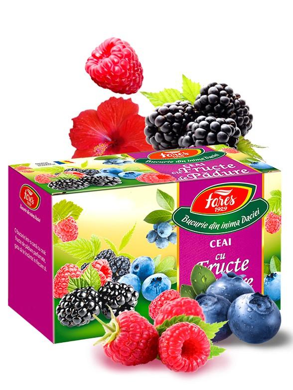 Infusión de Frutas de la Campiña 40 grs. | 20 Bolsitas