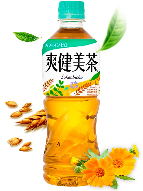 Té de Cereales y Flores Sokenbicha 525 ml. | OFERTA!!