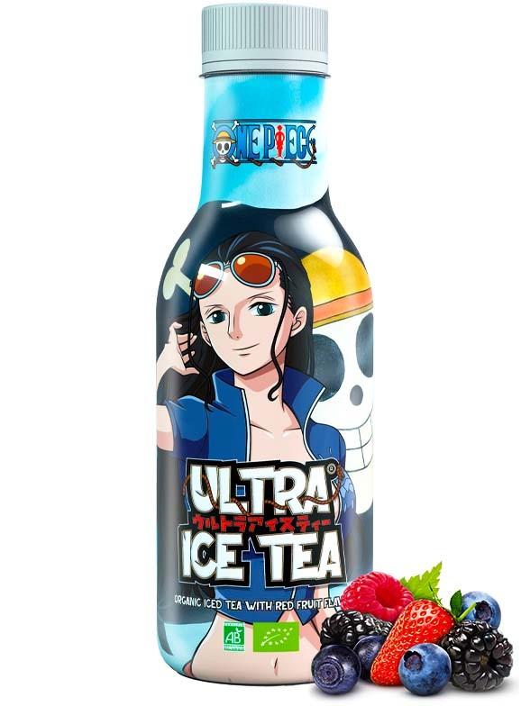 Té Helado de Frutos Rojos One Piece   Robin 500 ml