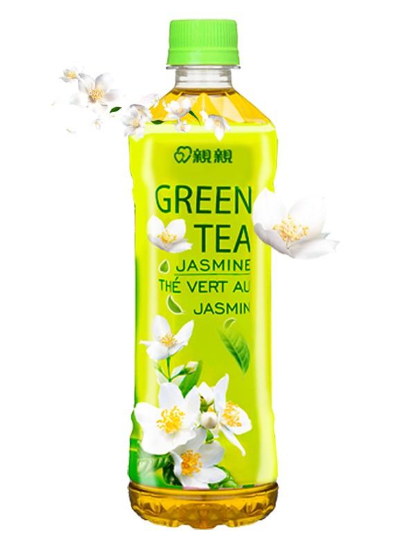 Té Verde con Pétalos de Jazmín