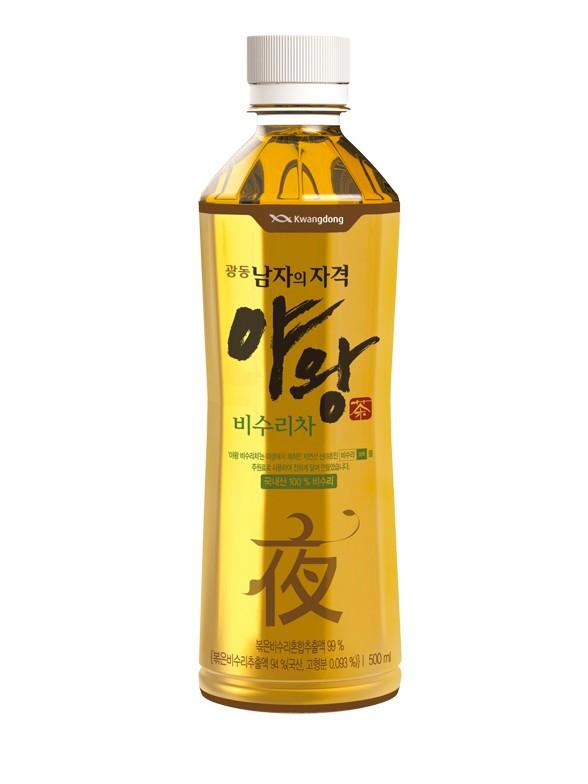 Bebida de Té Coreano Kuroi 500 ml