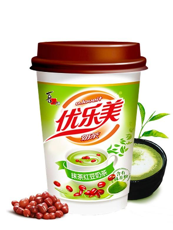 Espresso Milk Tea Matcha Azuki 64 grs.