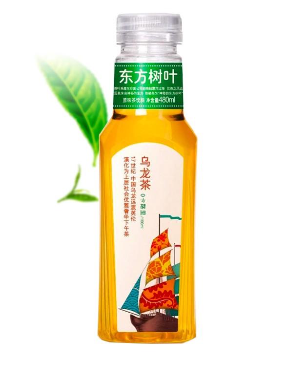Té Oolong Oriental Nongfu Spring 500 ml   Extra