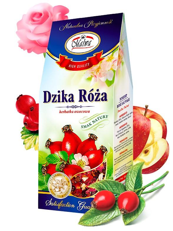 Infusión de Manzana y Rosa Mosqueta 80 grs