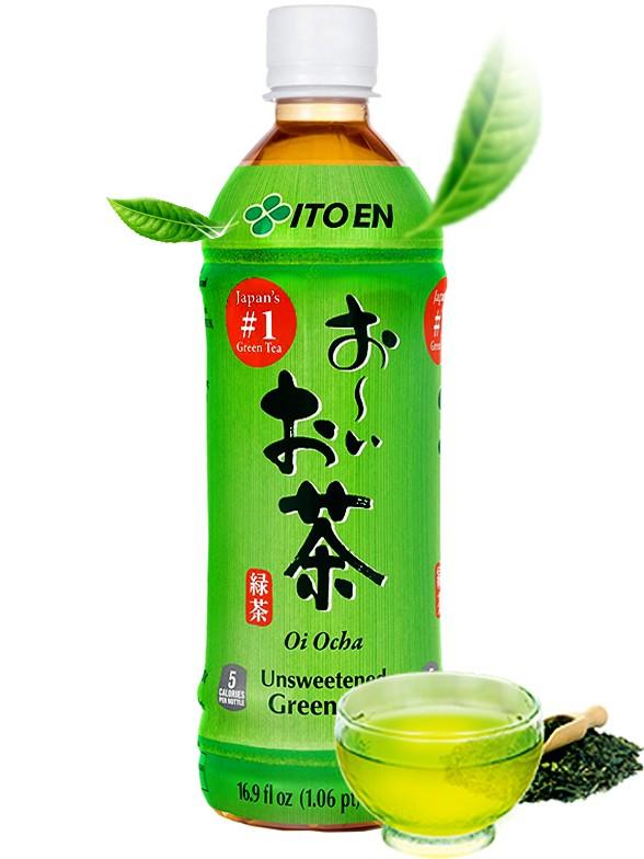Té Verde de Kyushu Sin Azúcar | 500 ml.
