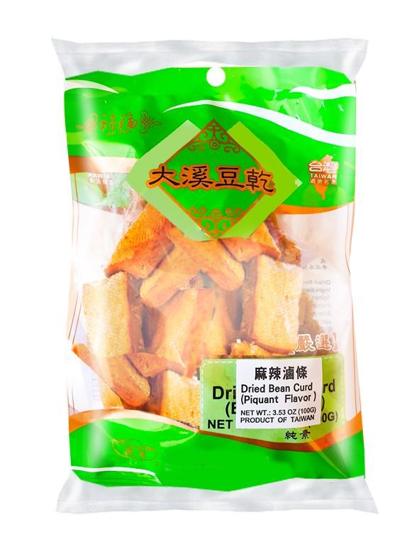 Tofu Frito Picante 100 grs | Pedido GRATIS!