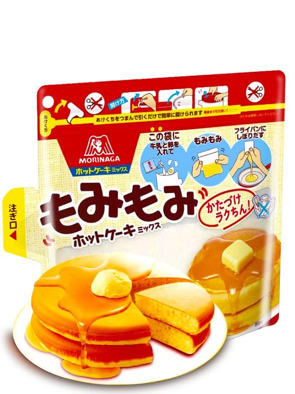 Preparado Fácil de Harina para Tortitas y Dorayakis | Bolsa 120 grs.