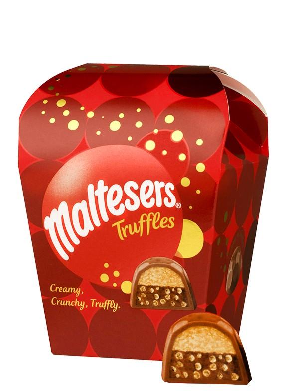 Trufas de Chocolate Maltesers | Gift Box 54 grs.