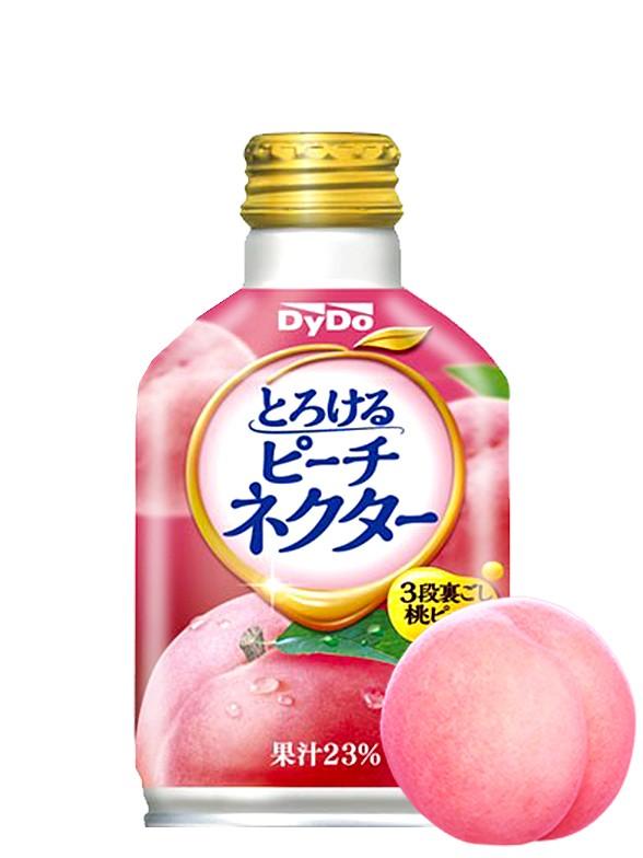 Bebida de Zumo de Melocotón Rosado Japonés Momo 270 grs.