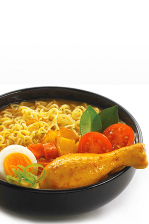 Ramen Indomie de Pollo y Curry