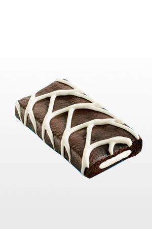 Brownie Oreo relleno de Crema de Vainilla
