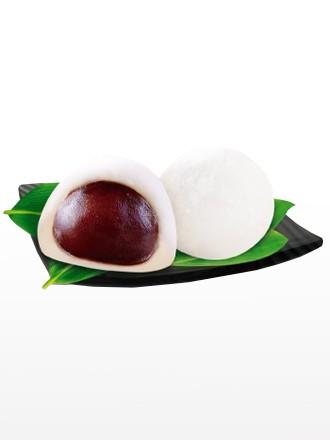 Mochis Daifuku de Crema de Azuki   Receta Kyoto
