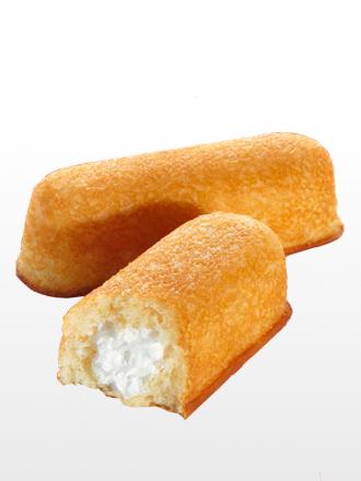 Pasteles Twinkies Pre-Fritos con Crema de Banana | Family Box