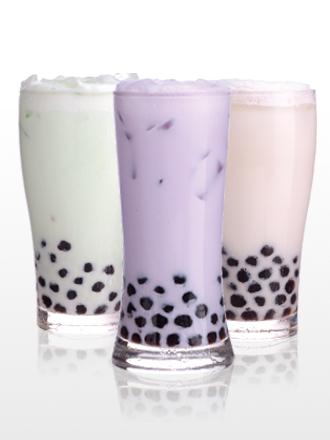 Perlas de Tapioca Color Verde y Tamaño Pequeño para Bubble Tea