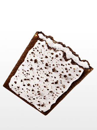 Pop Tarts de Cookies & Creme