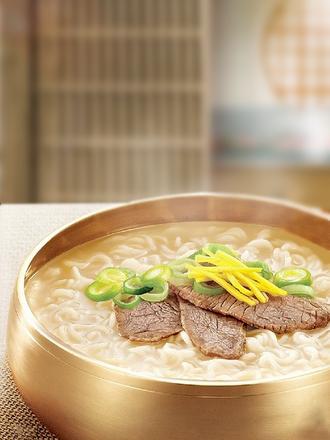 Fideos Ramen Coreanos de Ternera | Receta Tradicional Gomtang 105 grs
