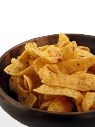 """Snack estilo """"Fritos"""" con Sabor Kimchi"""