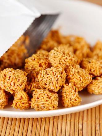 Snack Wonderful de Ramen Sabor Shoyu, Chili y Nori
