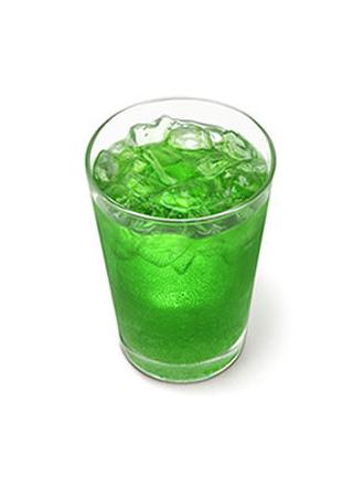 Soda de Melón Japonés | Edit. Botella de Aluminio