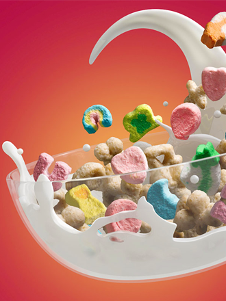 Cereales Lucky Charms Marshmallows | Magical Unicorn 297 grs