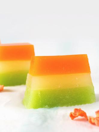 Agar-Agar Naranja para Gelatina