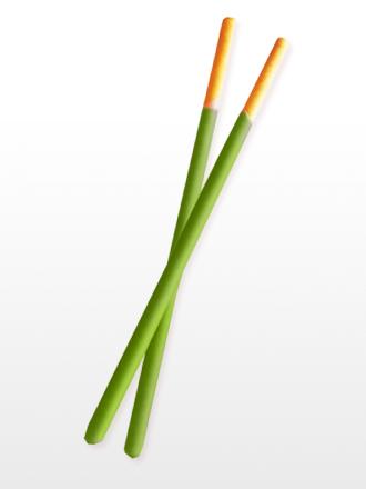 Pocky de Té Verde Matcha | Receta Clásica