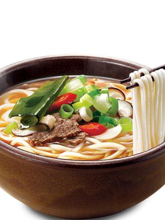 Ramen Coreanos de Ternera y Miso | Jumbo King Bowl