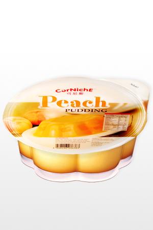 Big Happy Pudding de Melocotón Rosado