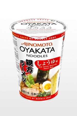 Ramen Oyakata Shoyu Premium Cup