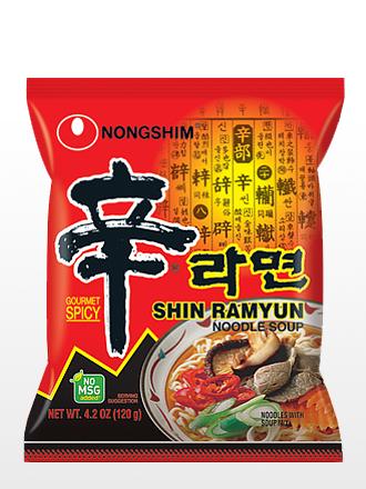 Fideos Ramen Coreanos Shinramyun   Receta Original
